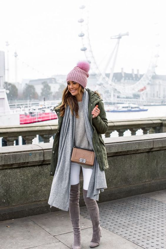 Winter Layering winter fashion- 5 ways to do it right
