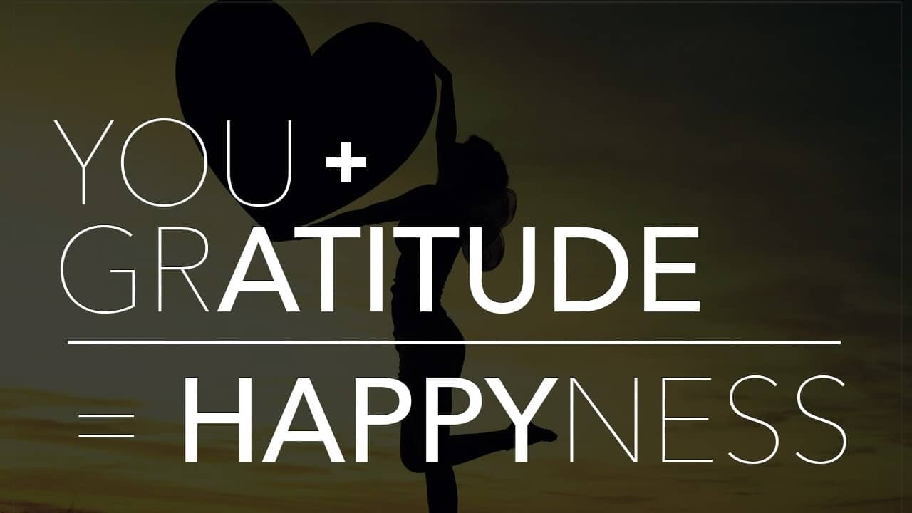 how to be grateful