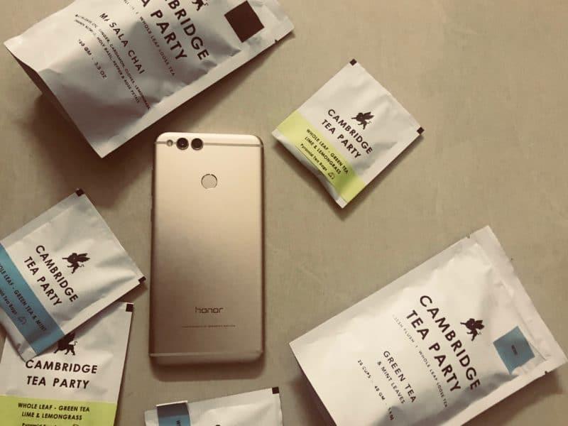 Honor 7X battery life