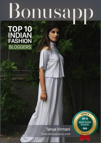 top Fashion blogger India