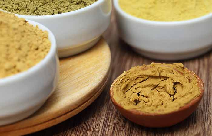 multani mitti face packs