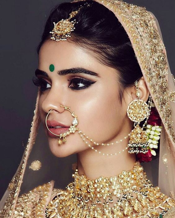 Top 5 bridal wedding makeup trends for 2018