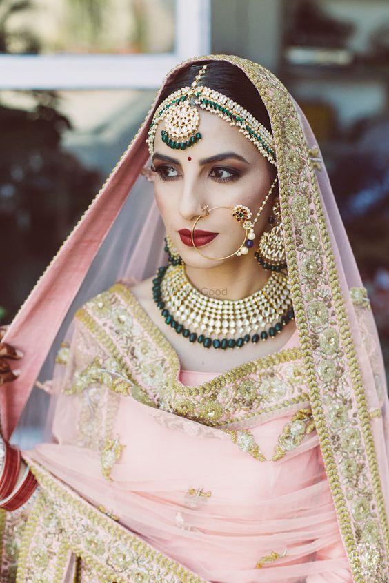 indian wedding makeup trends 2018