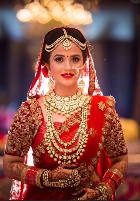wedding makeup trends