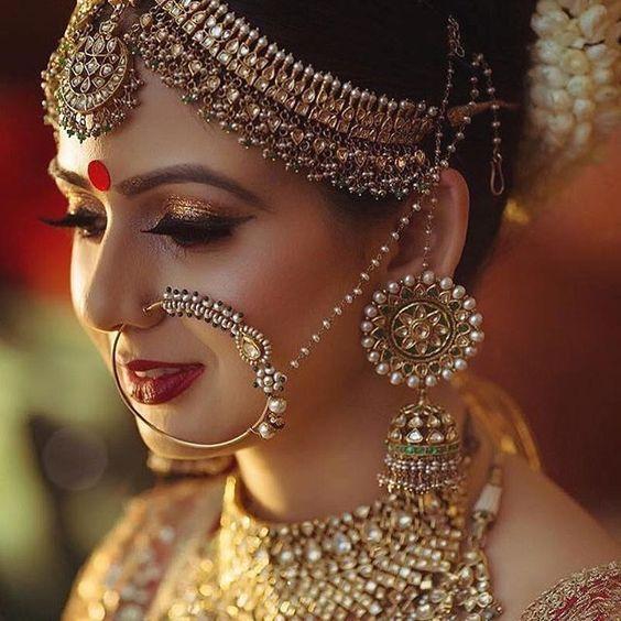 latest wedding makeup trends