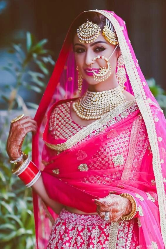modern Indian makeup trends for wedding