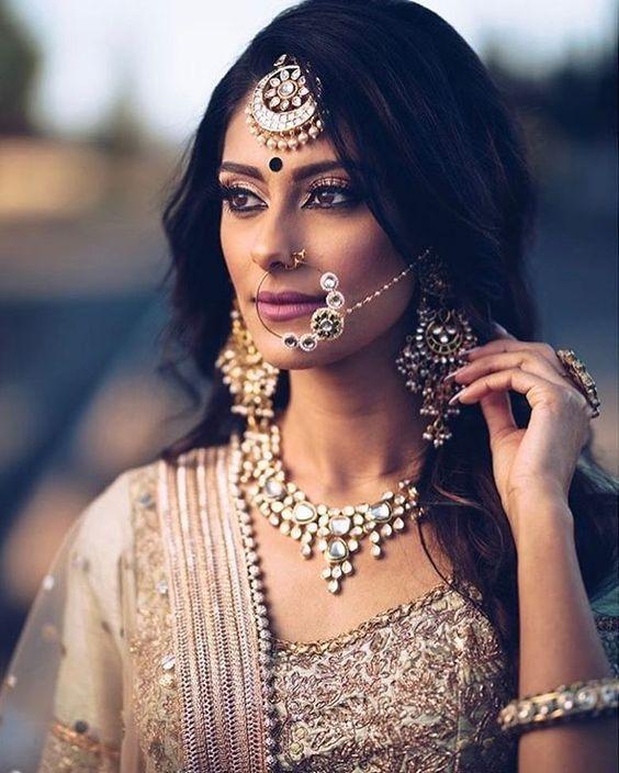 bridal makeup trends 2018