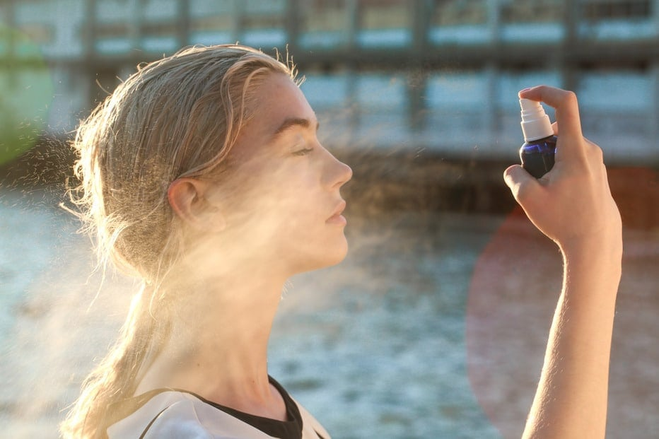how to avoid dry skin in summers