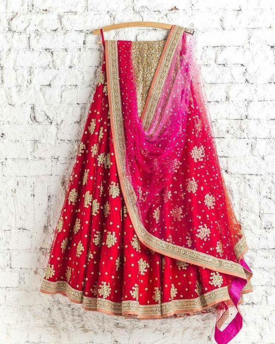 best way to store wedding lehnga,