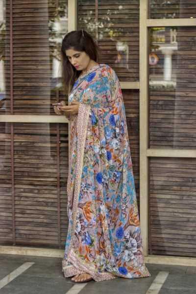 craftsvilla sari