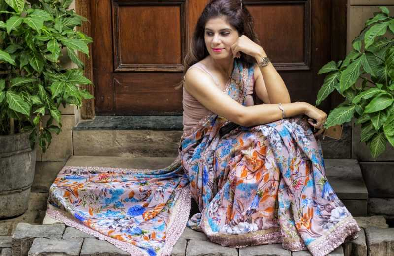 craftsvilla sari review
