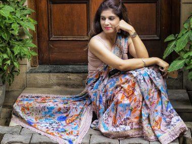 craftsvilla sari review