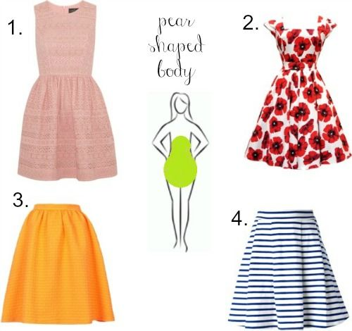 Best Clothes For Pear Shaped Body