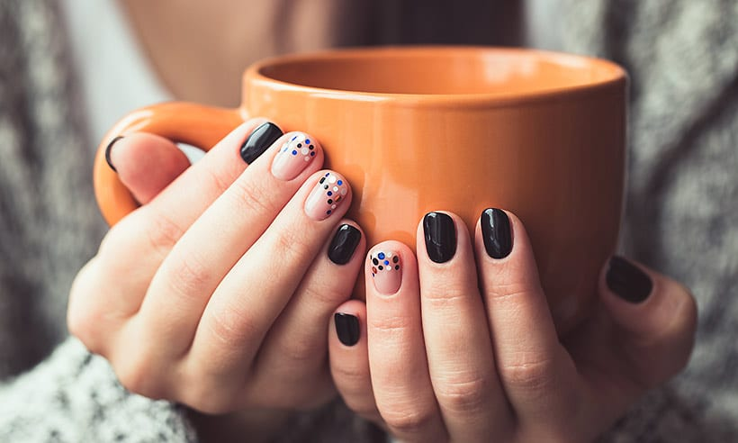 nail polish trends fall/winter 2018
