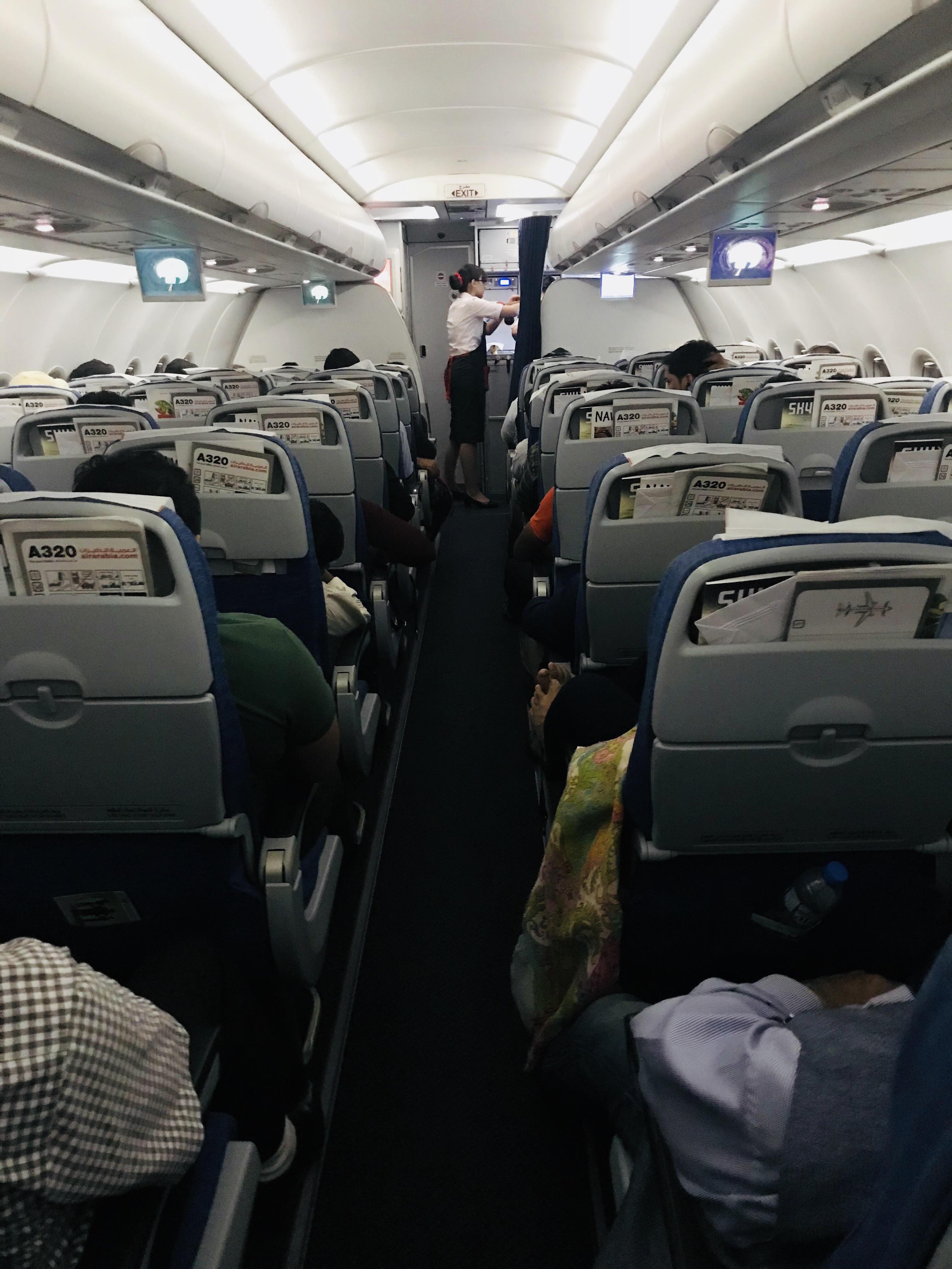 air arabia from Delhi