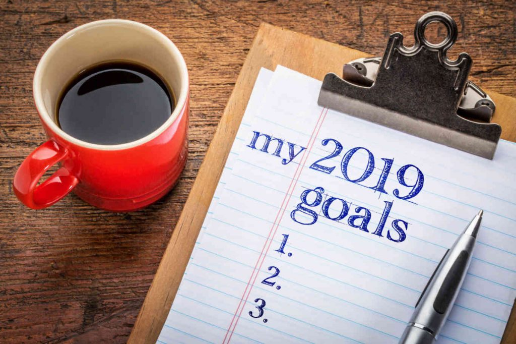 how to achieve your new year goals