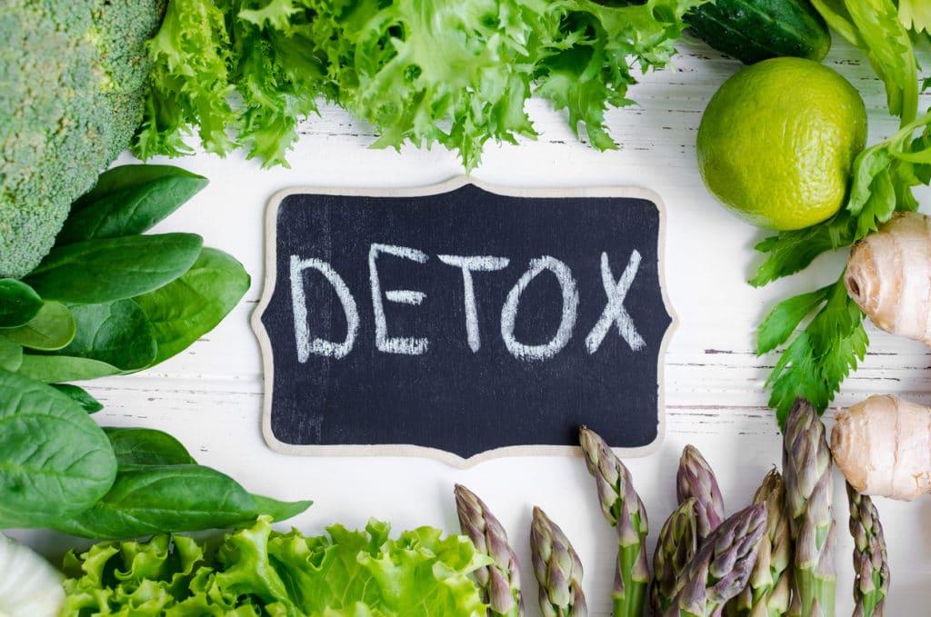 easy detox recipes