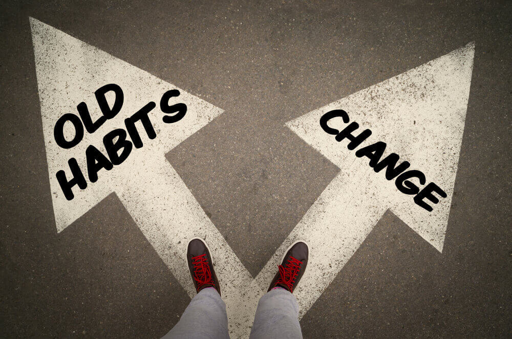 tips to quit a bad habit