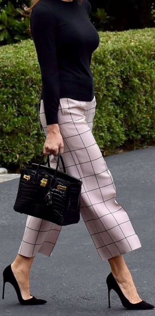 how to make a simple outfit look expensive