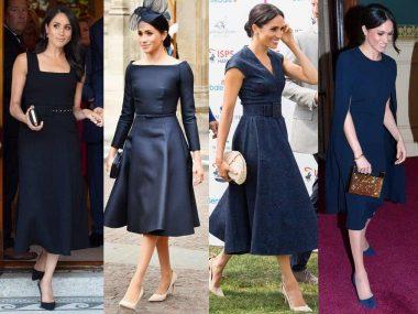 Meghan Markle fashion tips