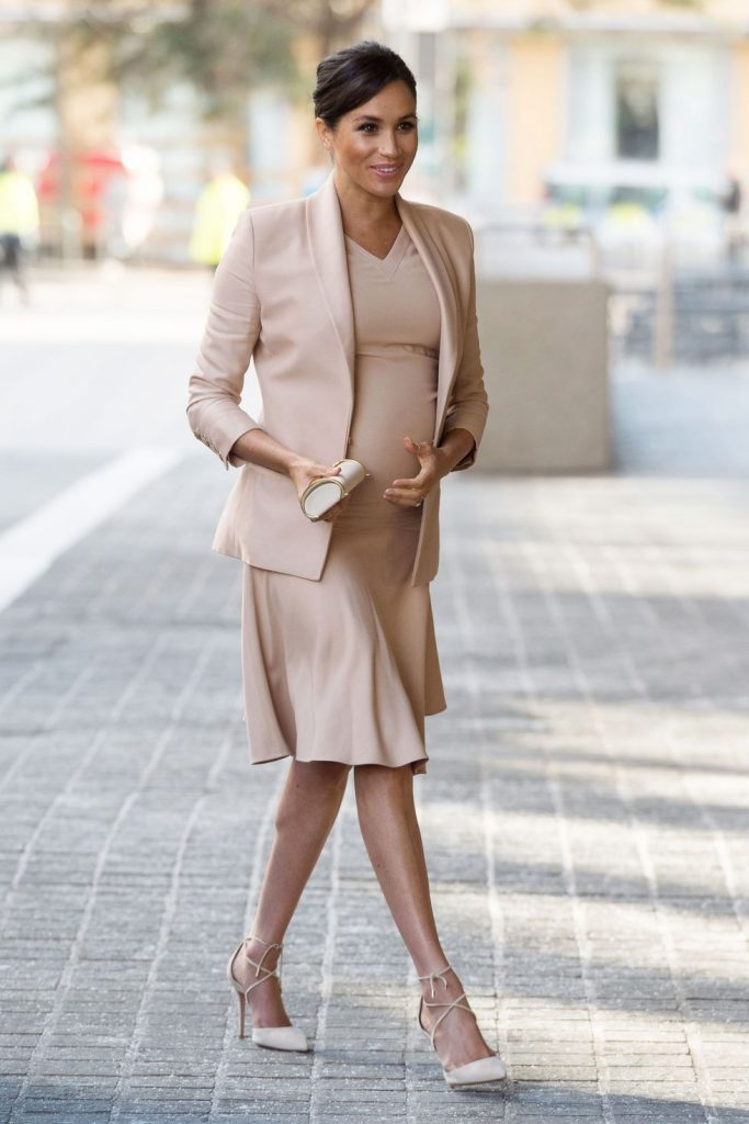 meghan markle fashion and style