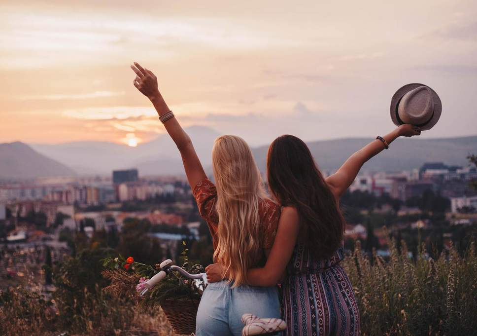 5 reasons she's your best friend