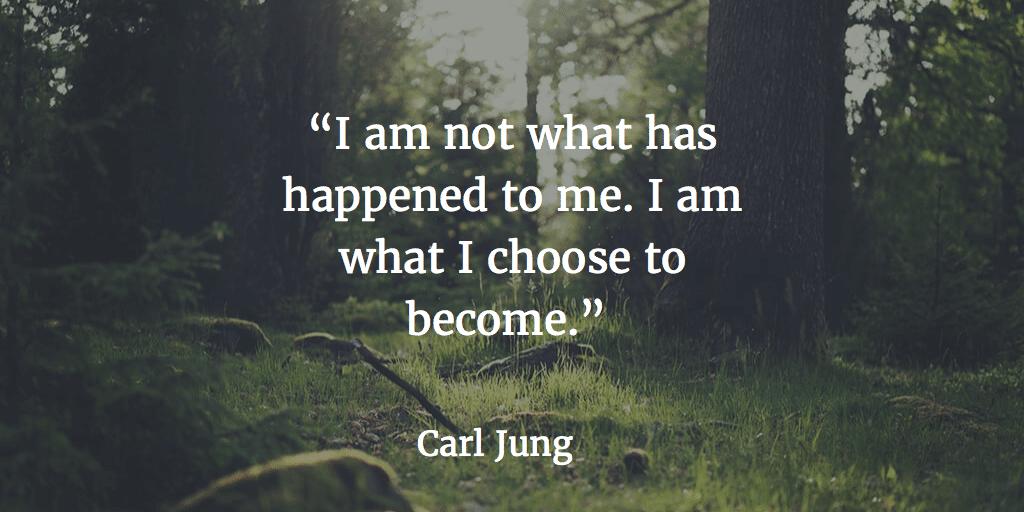 start believing in yourself,