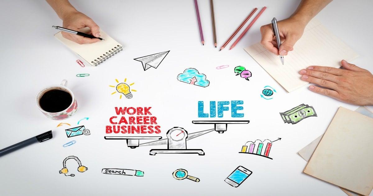 how to strike better work life balance