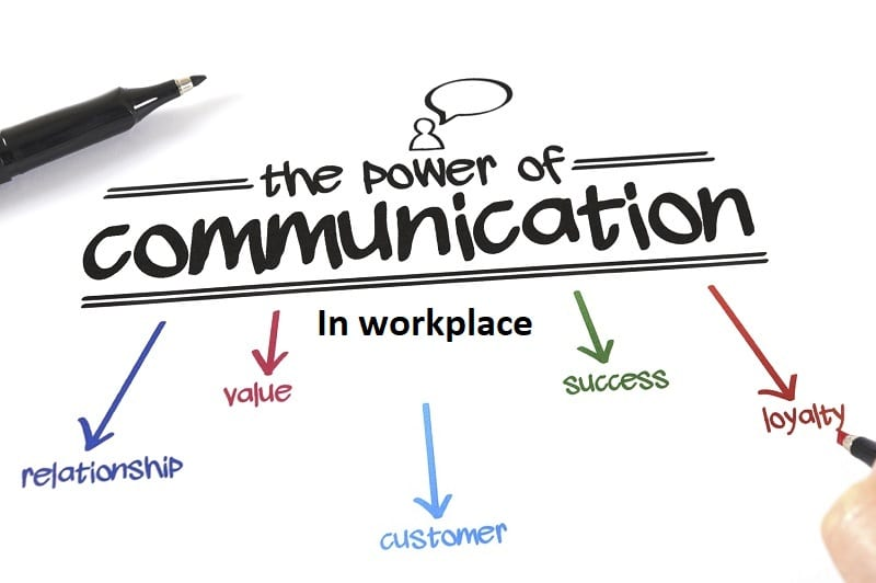 tips to improve communication at workplace