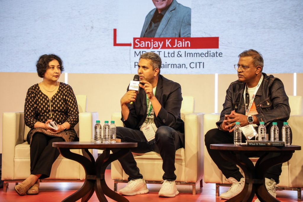 economic times global business summit
