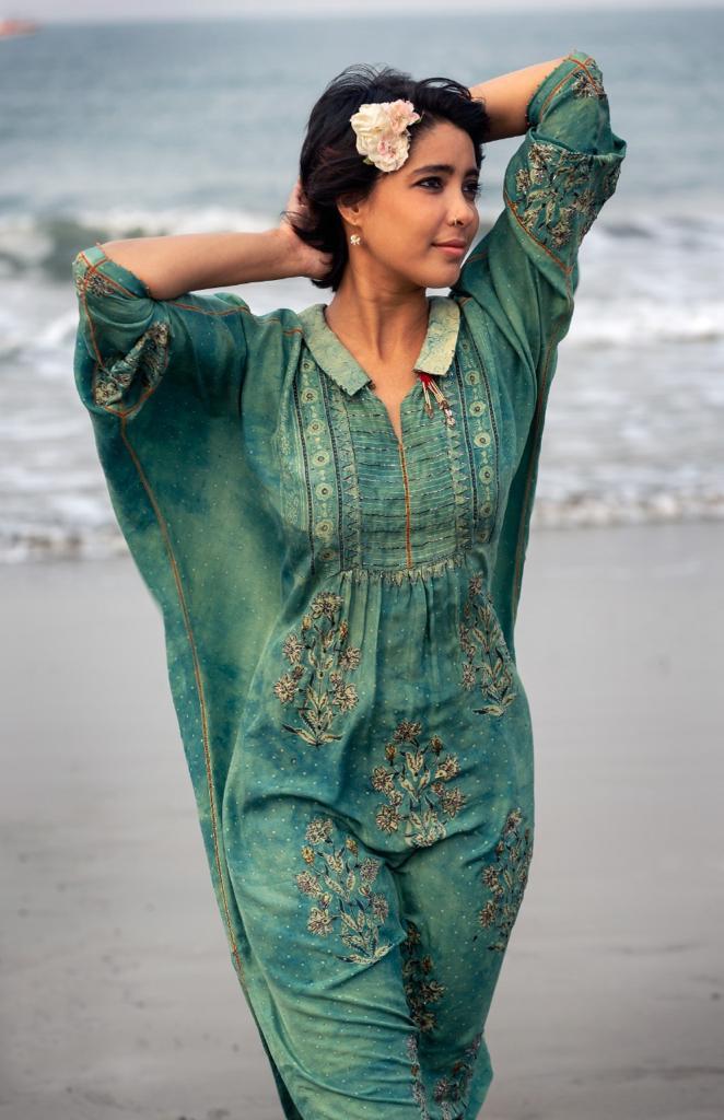Madam marigold Nida Mahmood