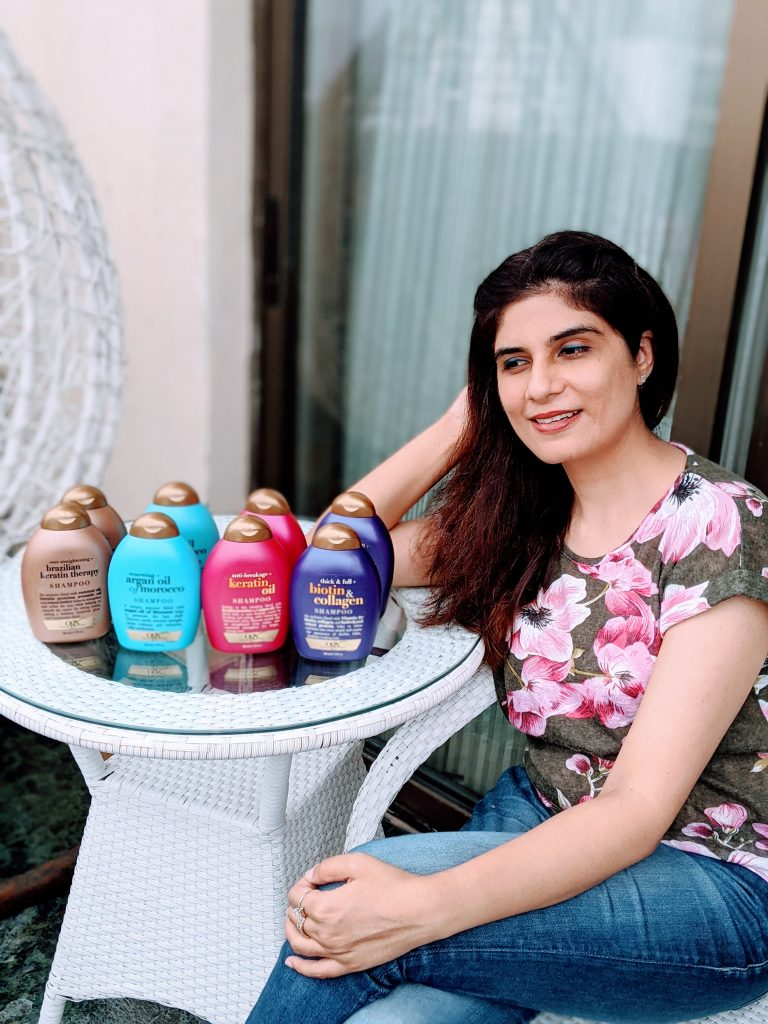 ogx shampoo and conditioner review