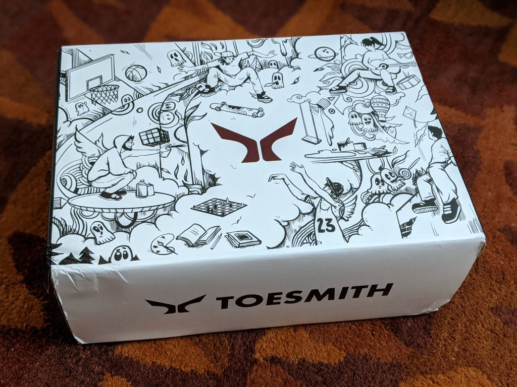 toesmith customised shoes