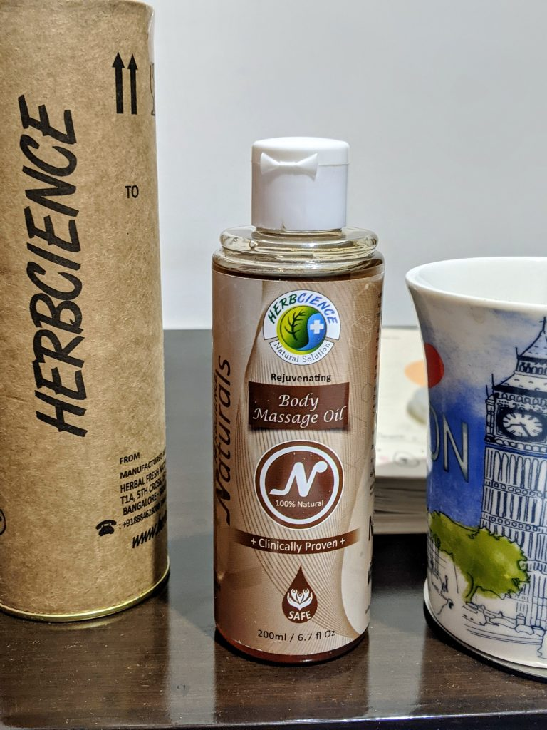 Herbcience 100% natural skincare review