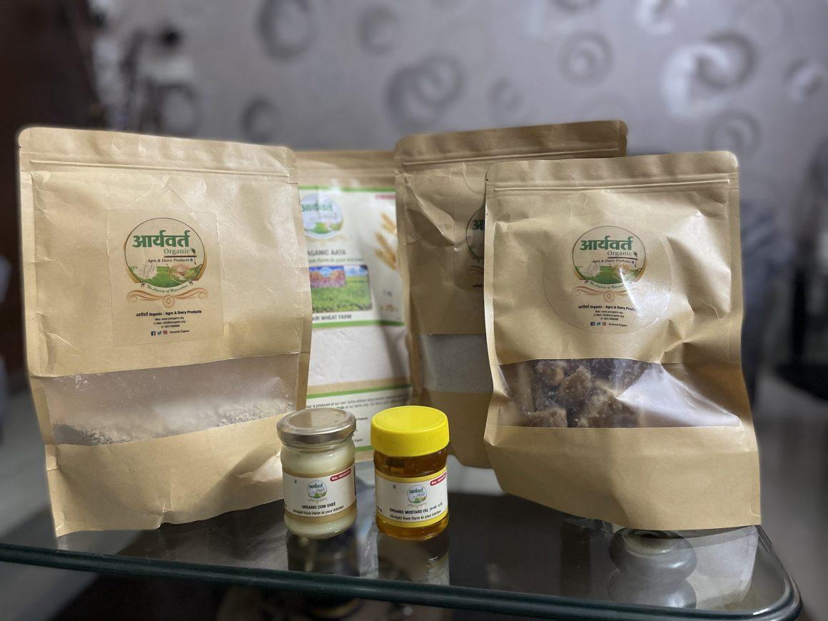Aryavrat Organic Agro & Dairy products
