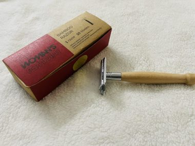 The Woman's Company Bamboo Razor review