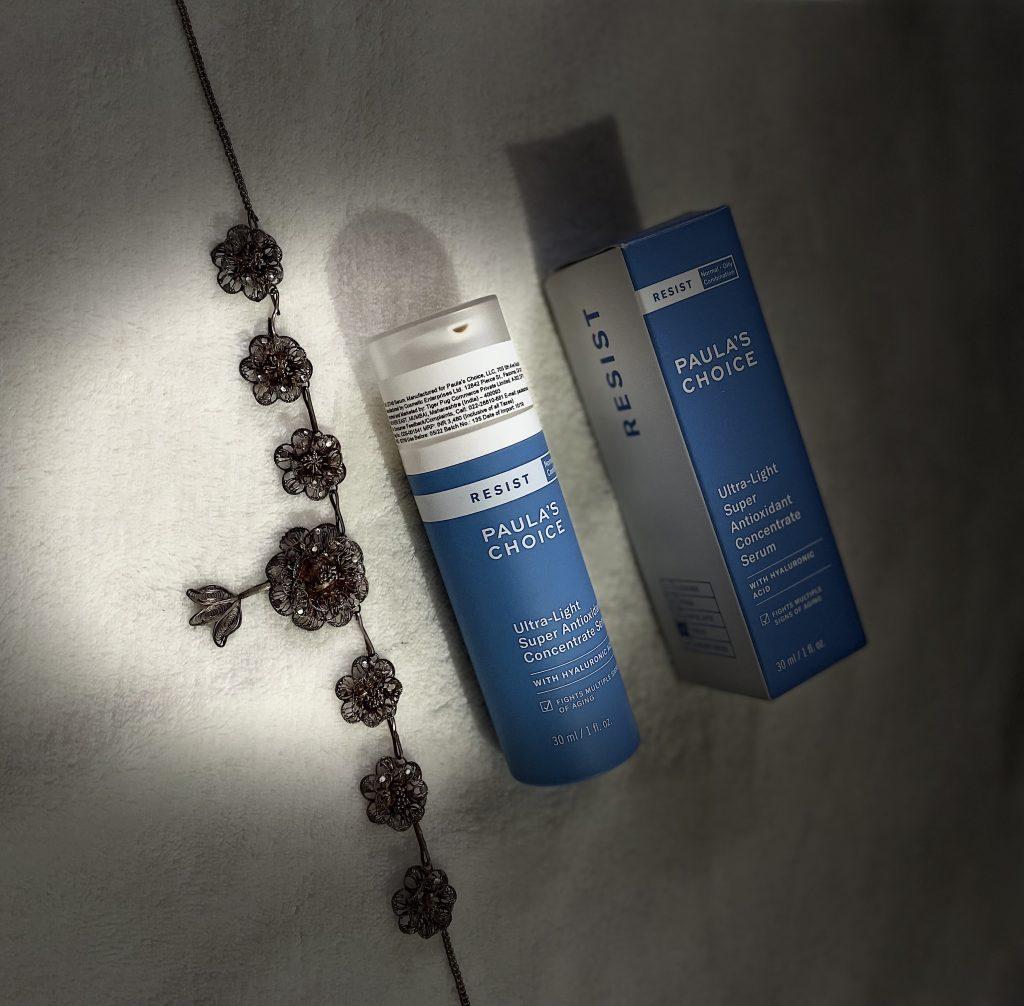 Paula's Choice Ultra- Light Super Antioxidant Concentrate Serum Review