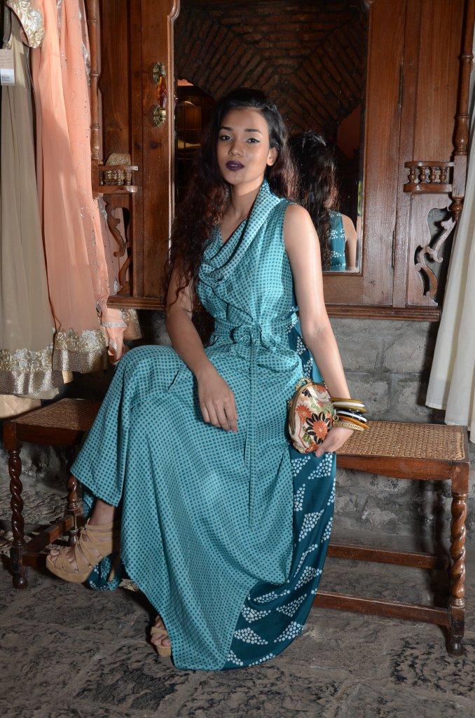 Wills lifestyle Fashion week 2013